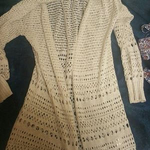 Summer knit Cardigan